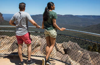 The most beautiful lookouts near Sydney