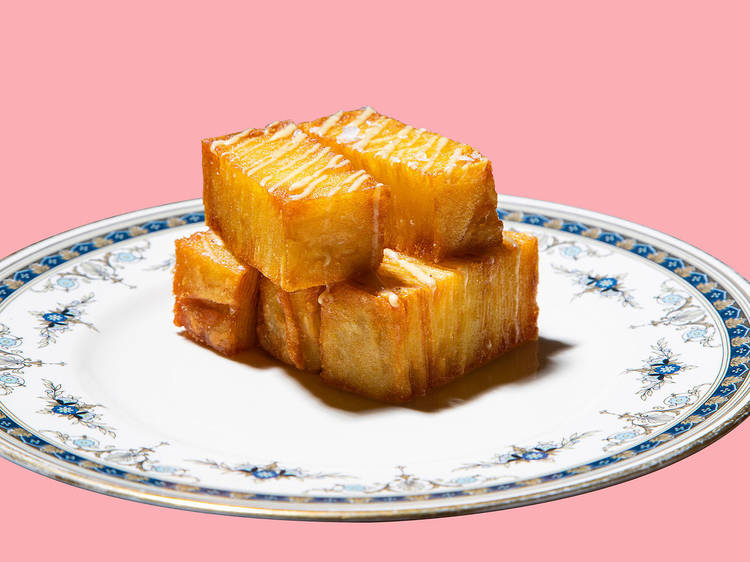Hype Dish: The Quality Chop House's perfect confit potatoes