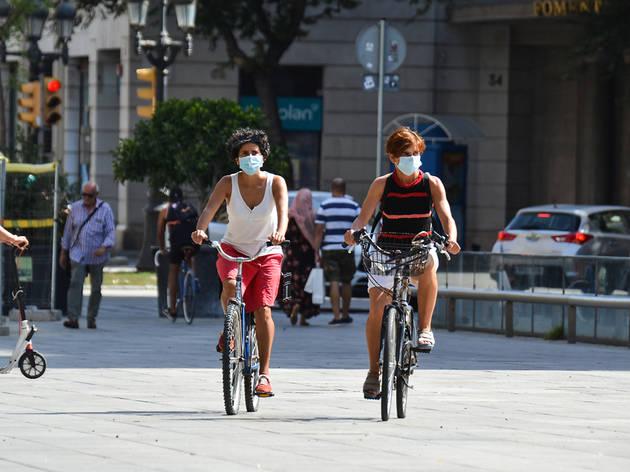 Salut prorroga 15 días más las recomendaciones en Barcelona