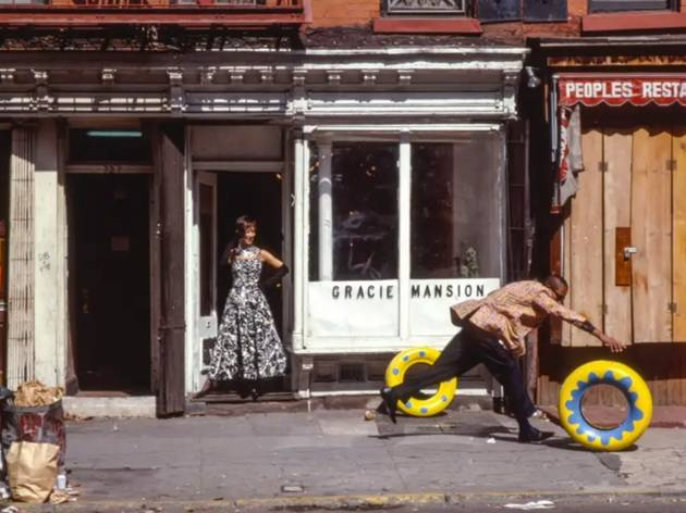 Andreas Sterzing 1980s east village video