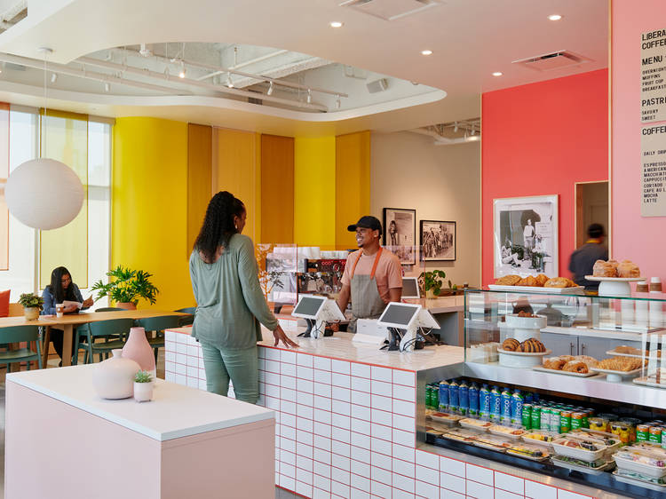 The coffee shop that's bolstering the LGBTQ+ community