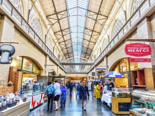 Ferry Building Marketplace, San Francisco, California