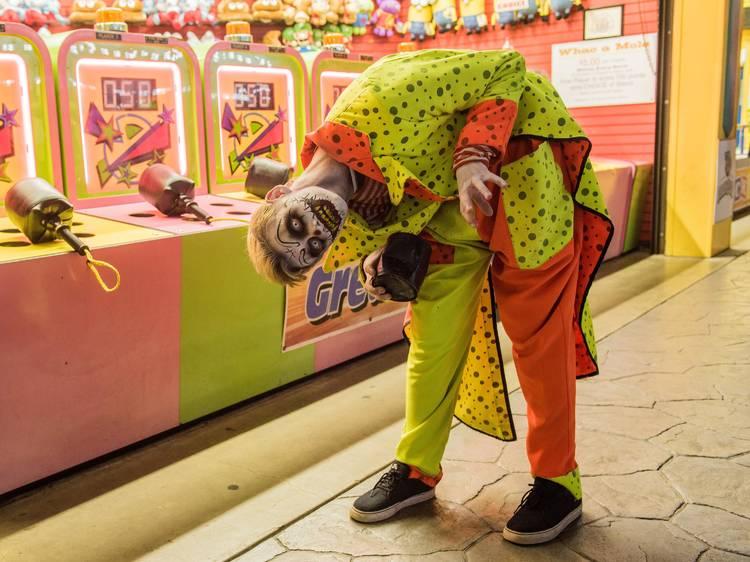 Six Flags' HALLOWFEST