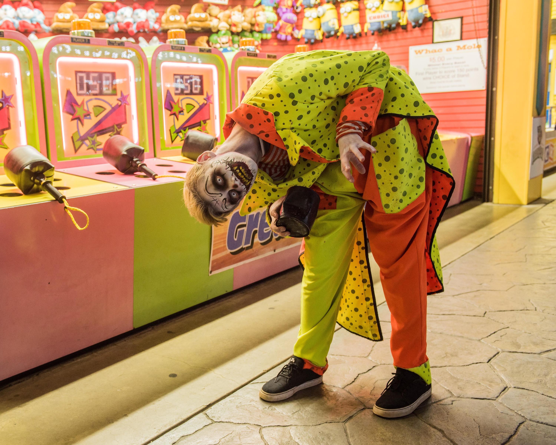 Six Flags has a new Halloween festival