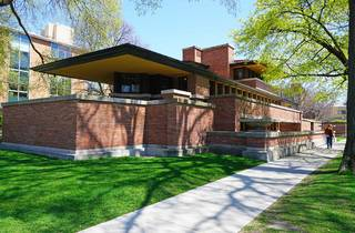 Frederick C. Robie House, Chicago