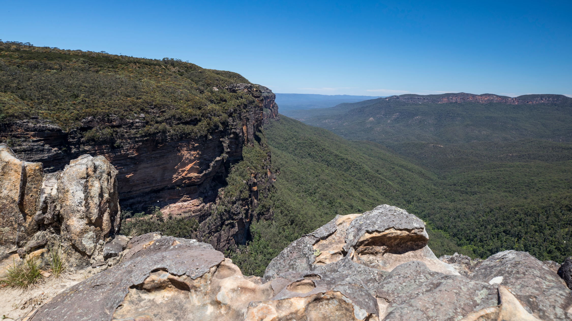 Wentworth Falls Track, Blue Mountains