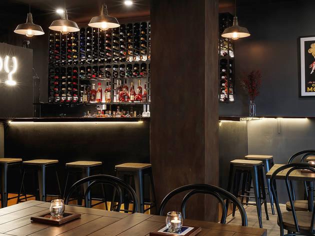Hendriks Cognac and Wine 4 (Photograph: Steven Woodburn)