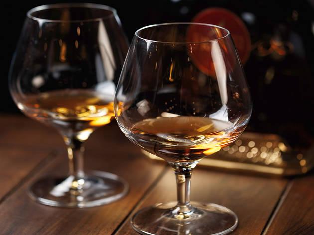 Hendriks Cognac and Wine 5 (Photograph: Steven Woodburn)