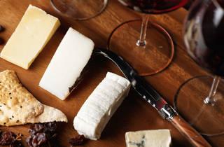Hendriks Cognac cheese plate (Photograph: Steven Woodburn)