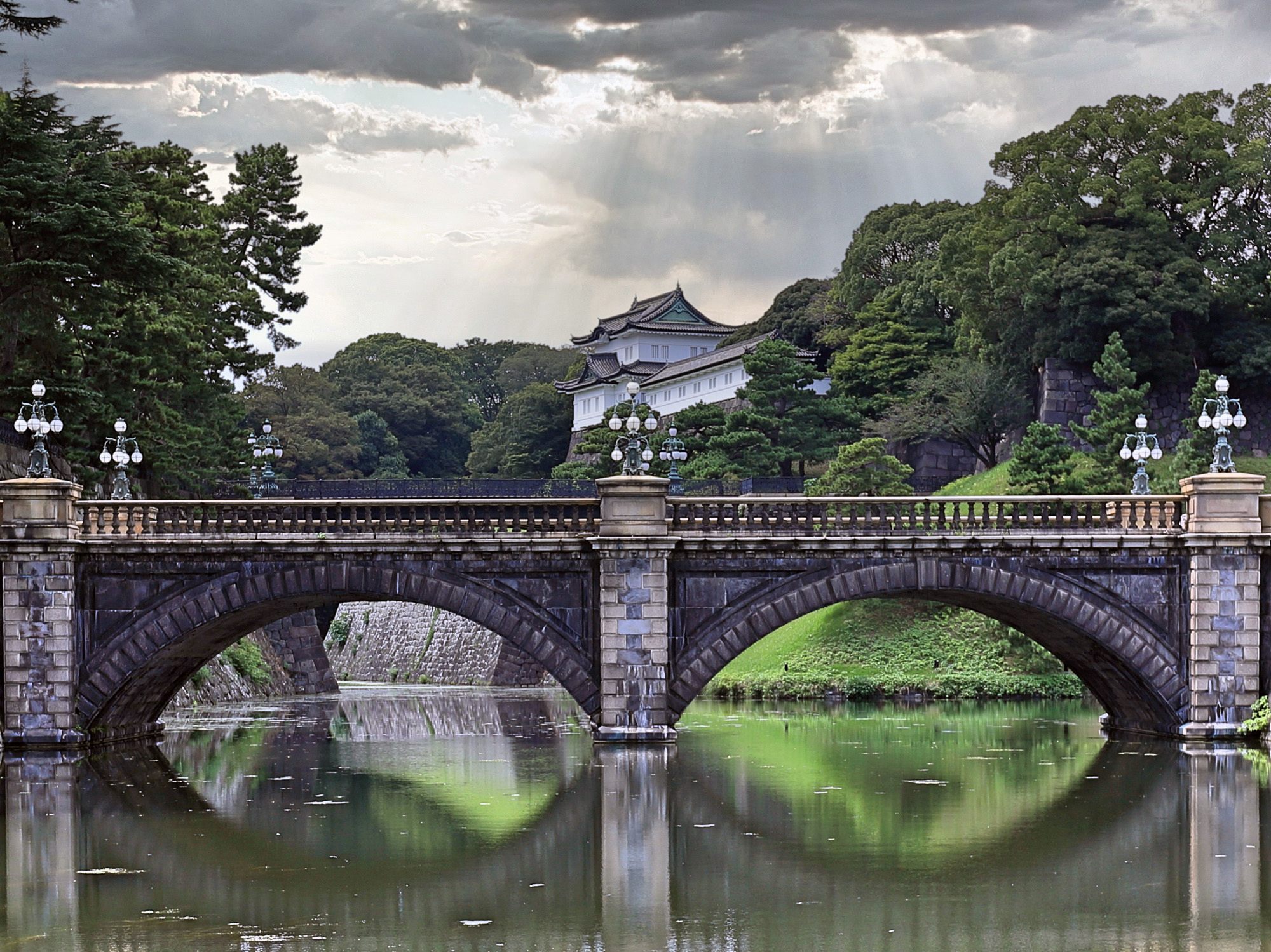 Bridge Imperial Palace