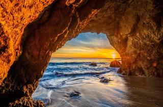 El Matador State Beach, Los Angeles, California