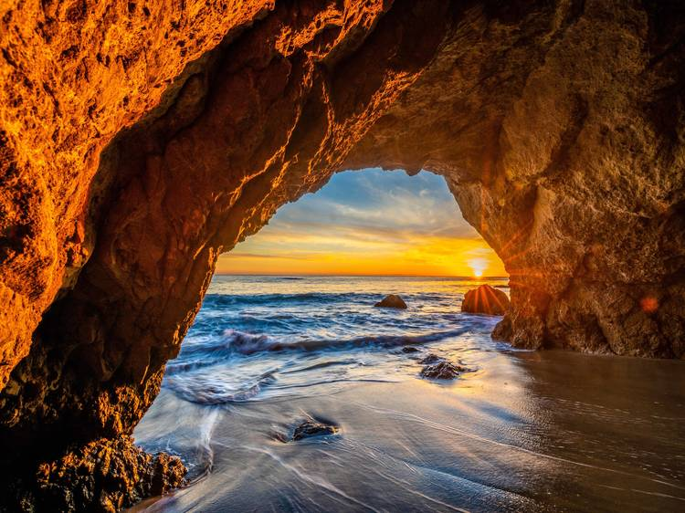 El Matador State Beach | Malibu, California