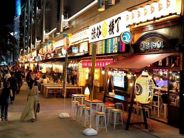 Five restaurants to visit at the new Miyashita Park in Shibuya