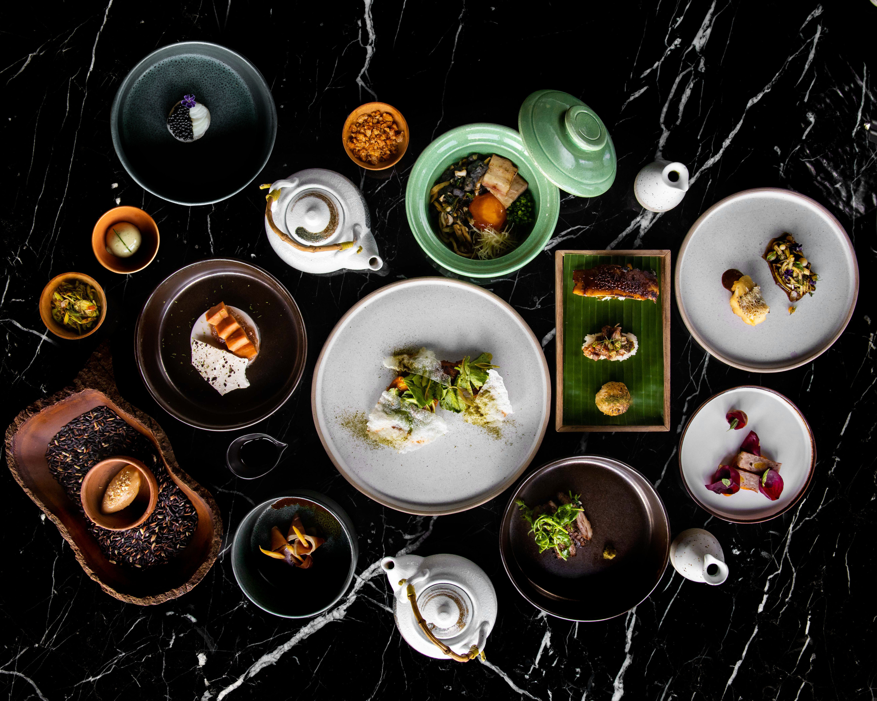 7 restaurants with a new course menu you need to try