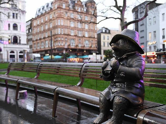 Scenes in the Square