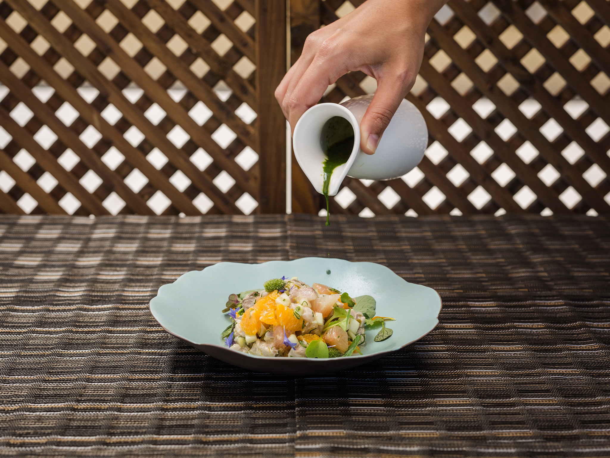 Restaurante, Fortaleza do Guincho, Spot, Ceviche com peixe da lota