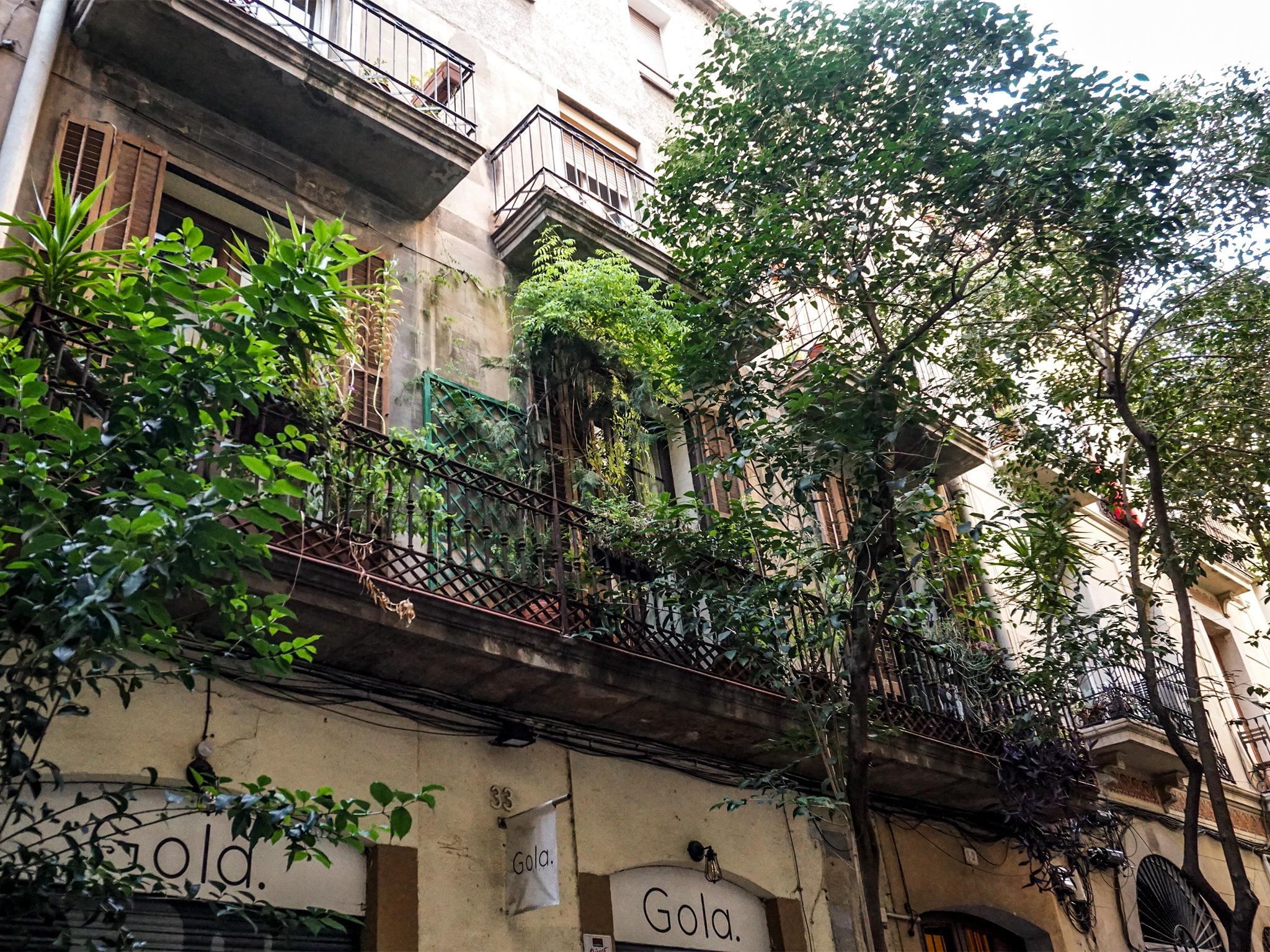 Tordera, Barcelona streets