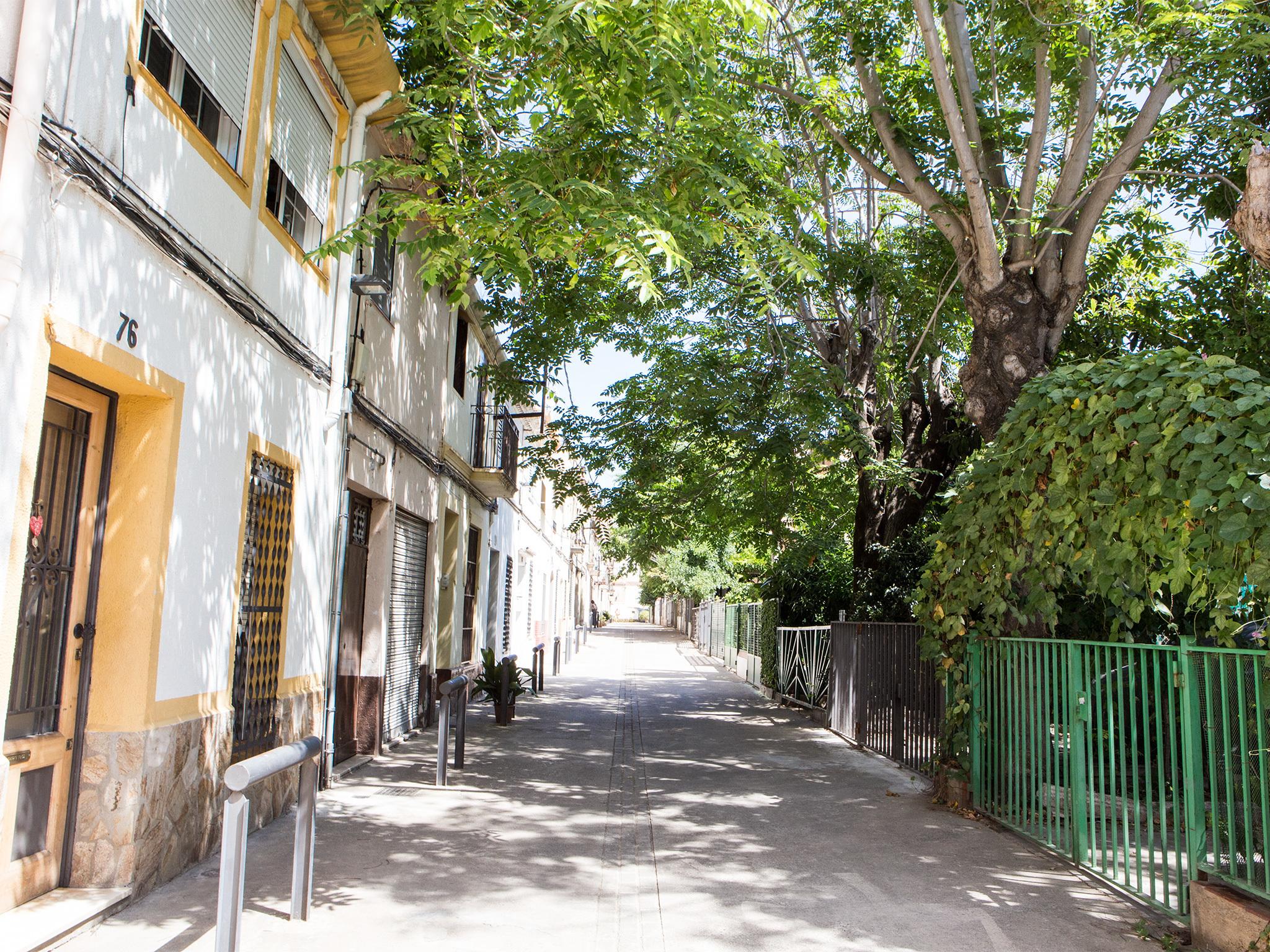 Grau, Barcelona streets