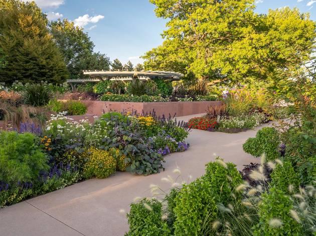Denver Botanic Gardens, Colorado