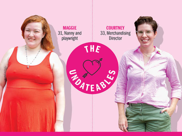 Meet the Undateables: Courtney and Maggie