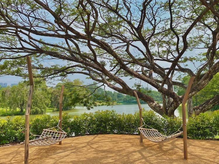 Zen out at Jurong Lake Gardens