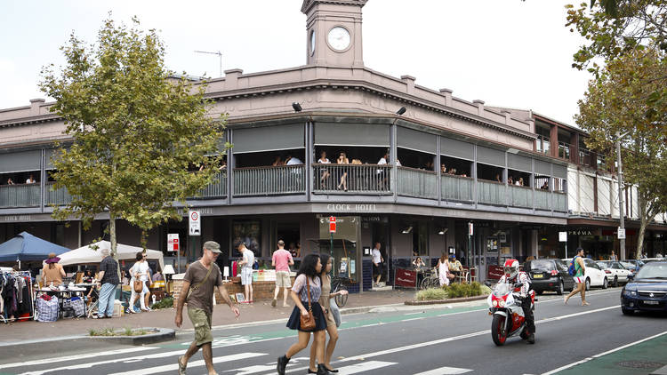 The Clock Hotel on Crown Street