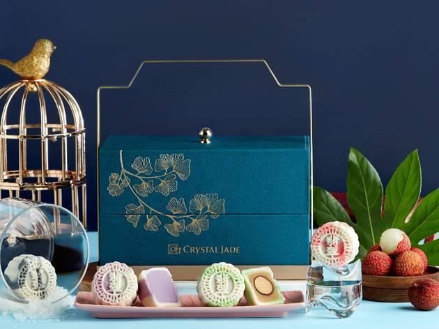 Crystal Jade mooncake 2020