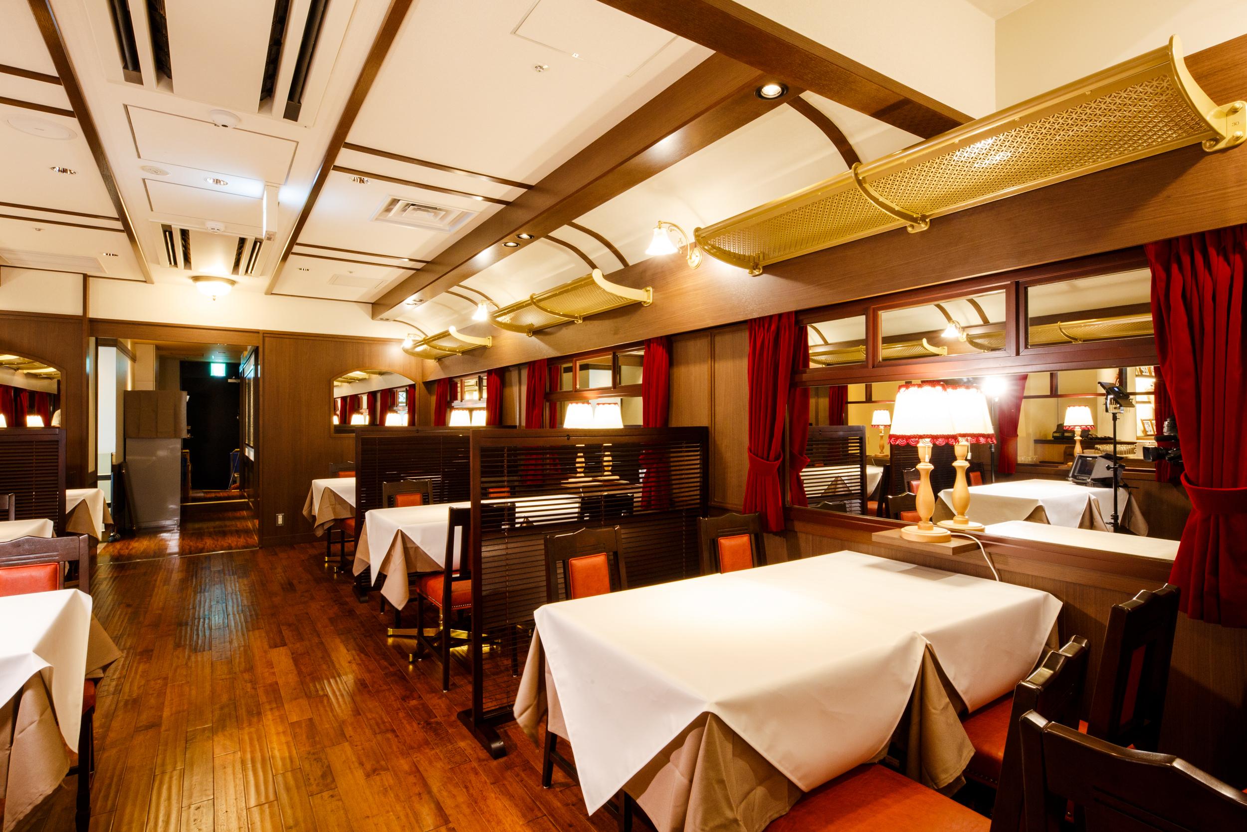 The Central ステーション レストラン ザ セントラル