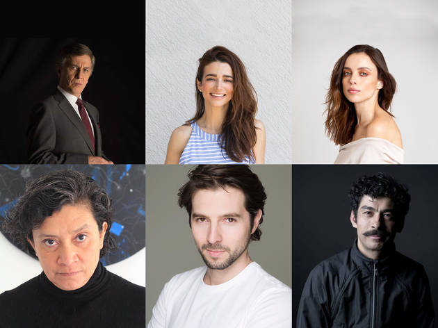 Live Online Now son sesiones gratis teatrales de la compañía Tercera Llamada