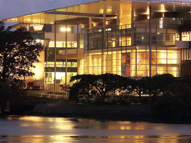 Queensland Art Gallery/Gallery of Modern Art