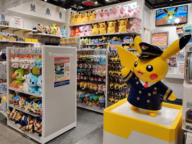 Botiga de Pokémon d'Osaka