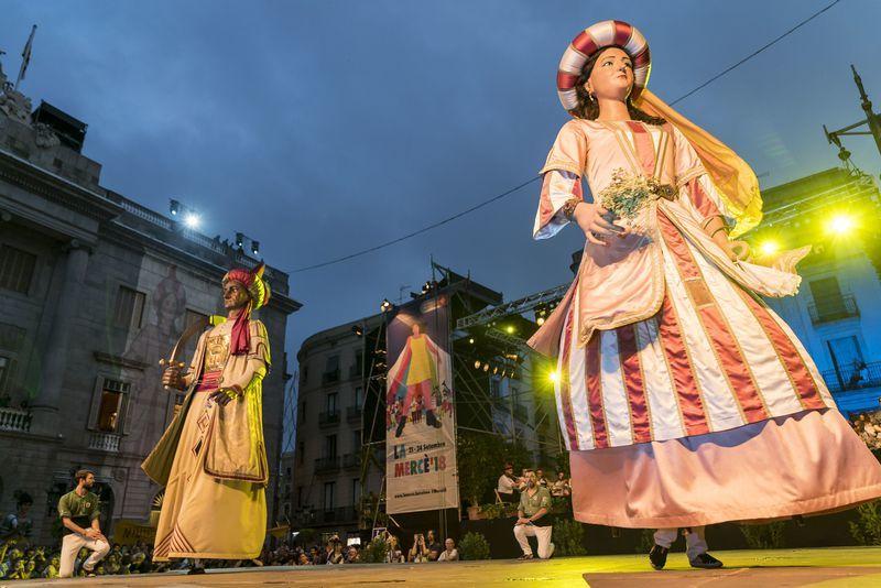 Fiestas De La Mercè 2020 Guía Completa
