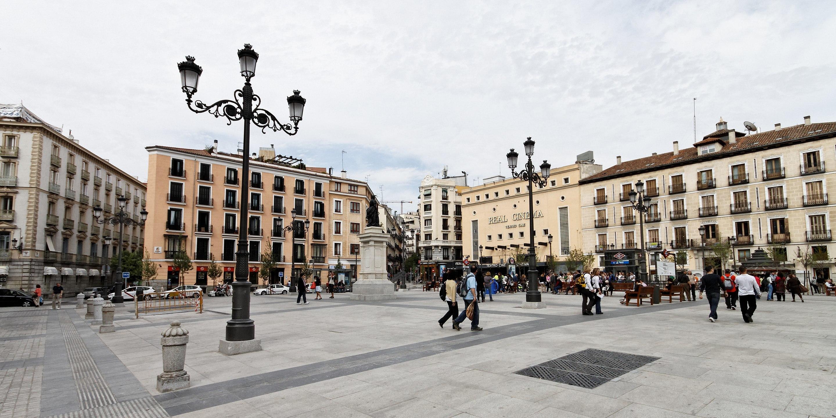 Plaza de Ópera