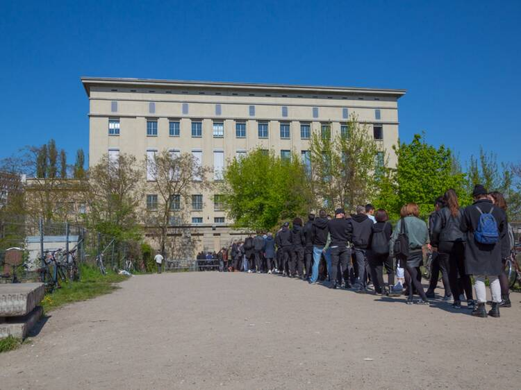 Berghain is finally reopening this weekend