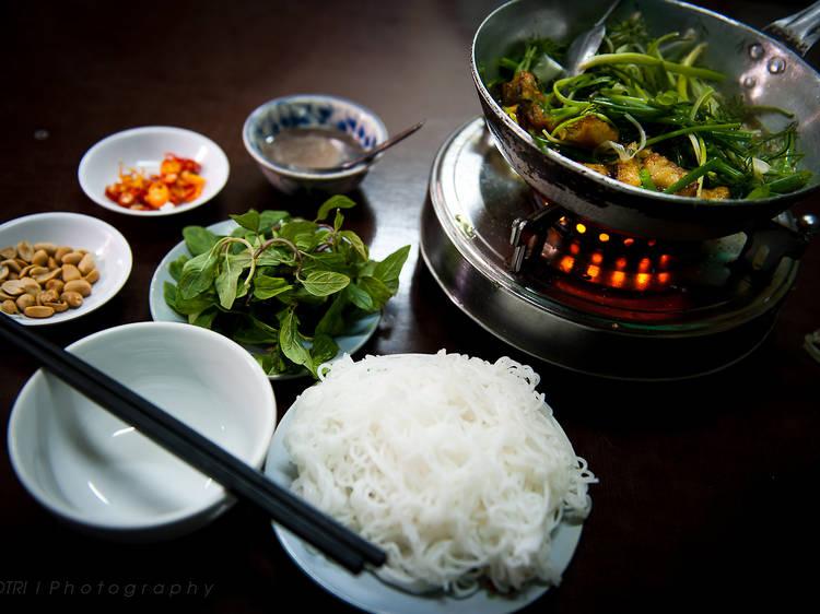 Un jour à Ha Noi (Hanoï)
