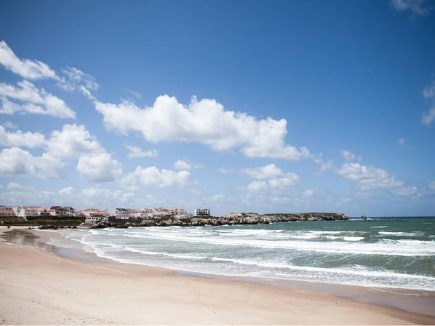 Praia, Areia, Peniche