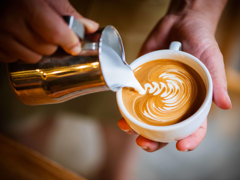 Coffee, barista