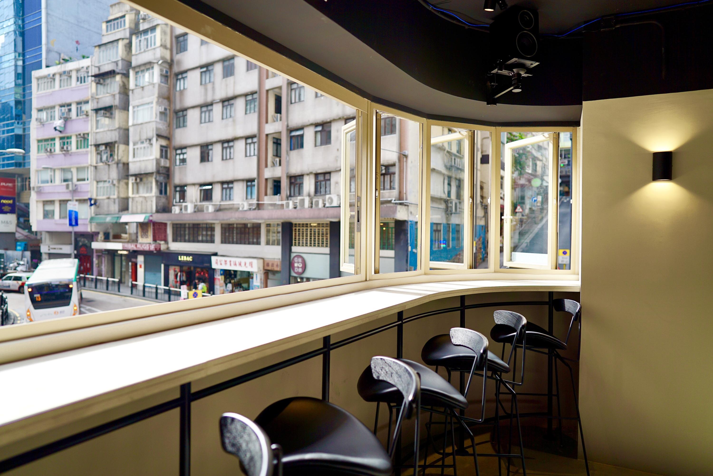香港絕美窗景 Cafe