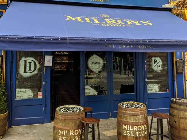 Milroy's of Spitalifieds