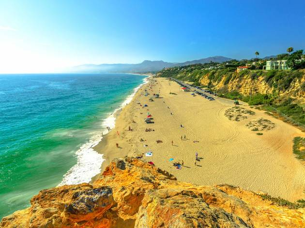 Point Dume State Beach, California