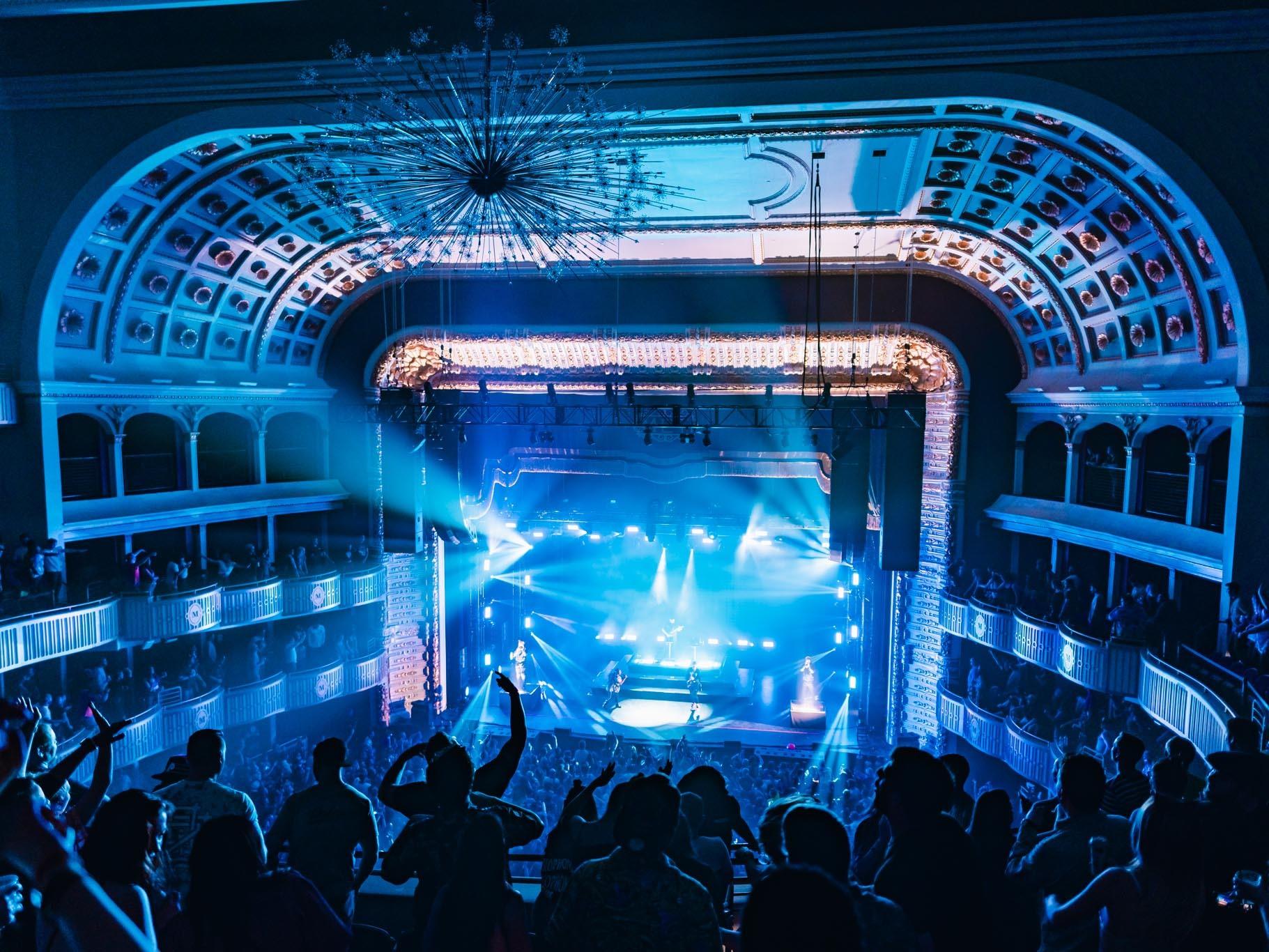 The Met Philadelphia, concert venue