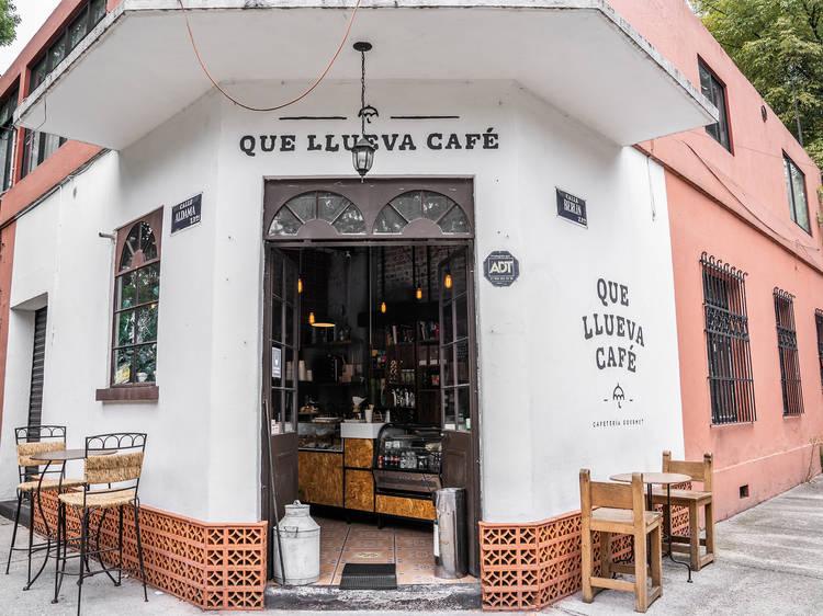 Dónde desayunar, comer y  cenar en Coyoacán