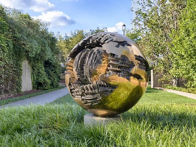 Hirshhorn Museum & Sculpture Garden, Washington DC