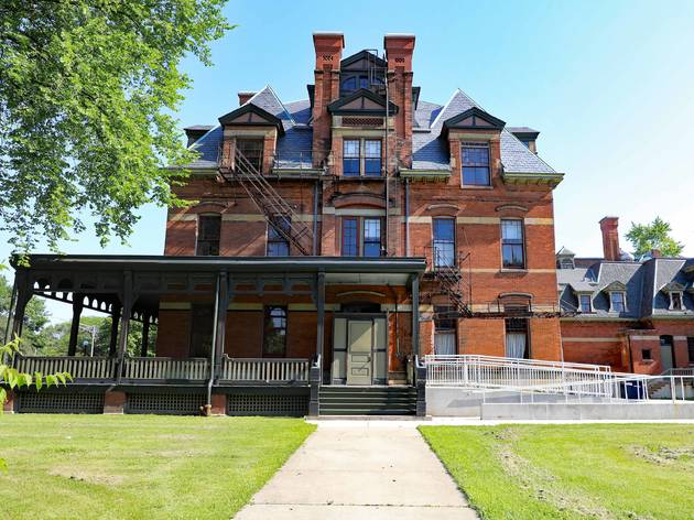 Pullman National Monument, Chicago