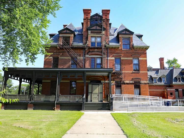 Historic Pullman Foundation Visitors Center