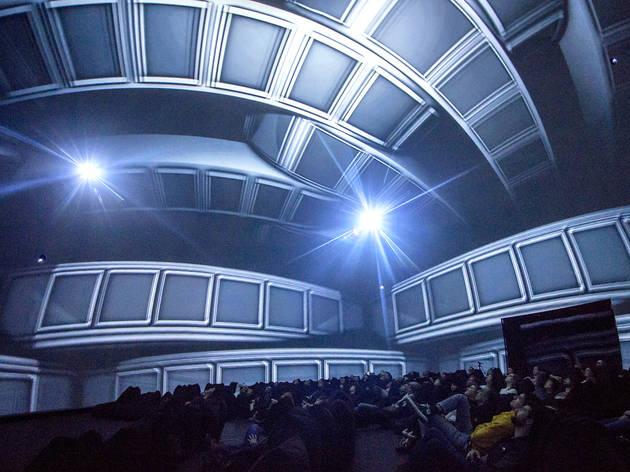 Société Des Arts Technologiques (SAT), Stratosphere room
