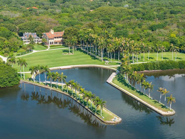 Explore the historical and charming Deering Estate