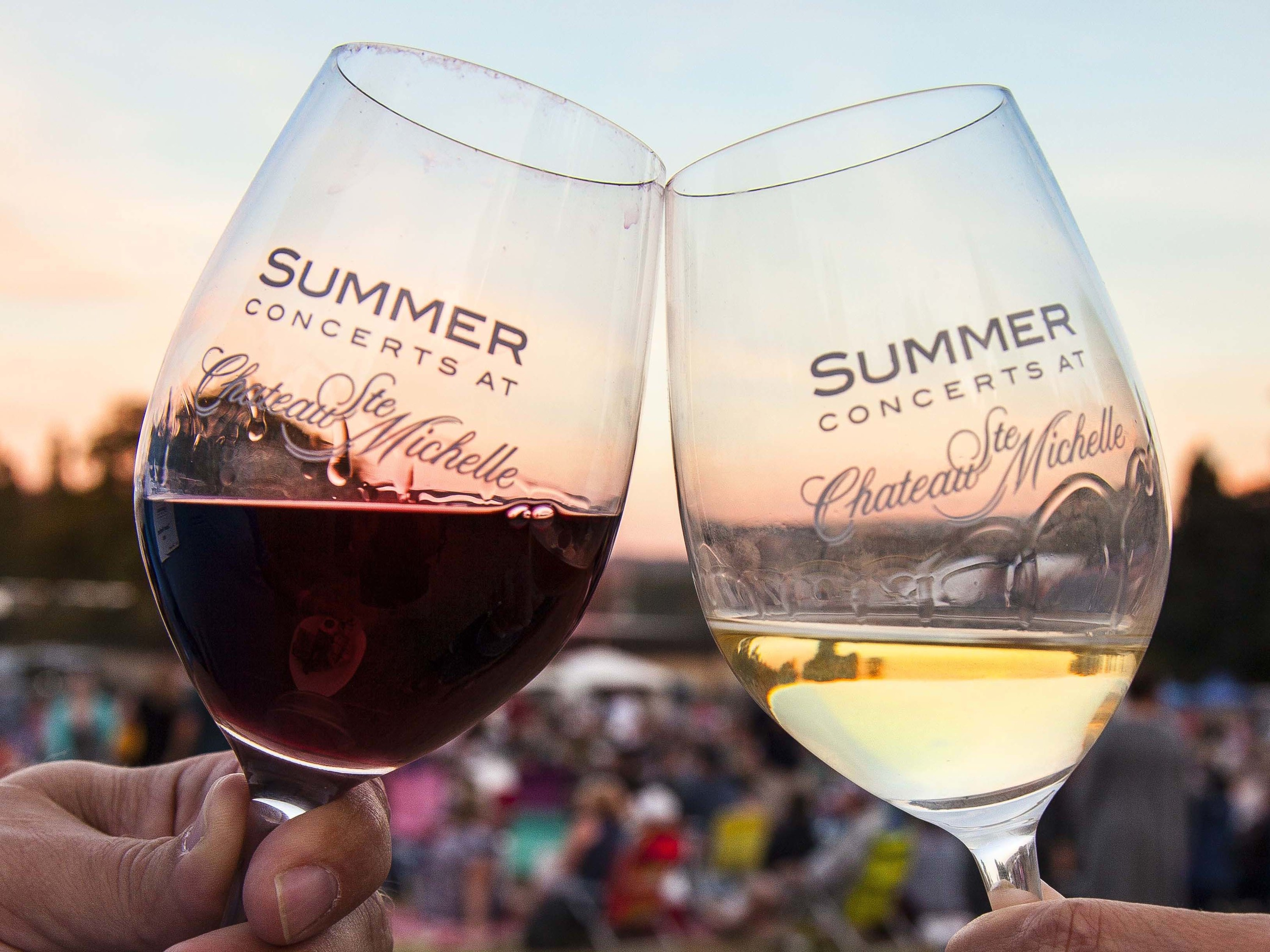 Chateau Ste Michelle,SMWE,Stve Miller Band,concert,summer concert series
