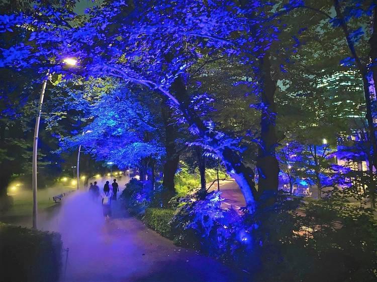 東京ミッドタウン・ガーデン