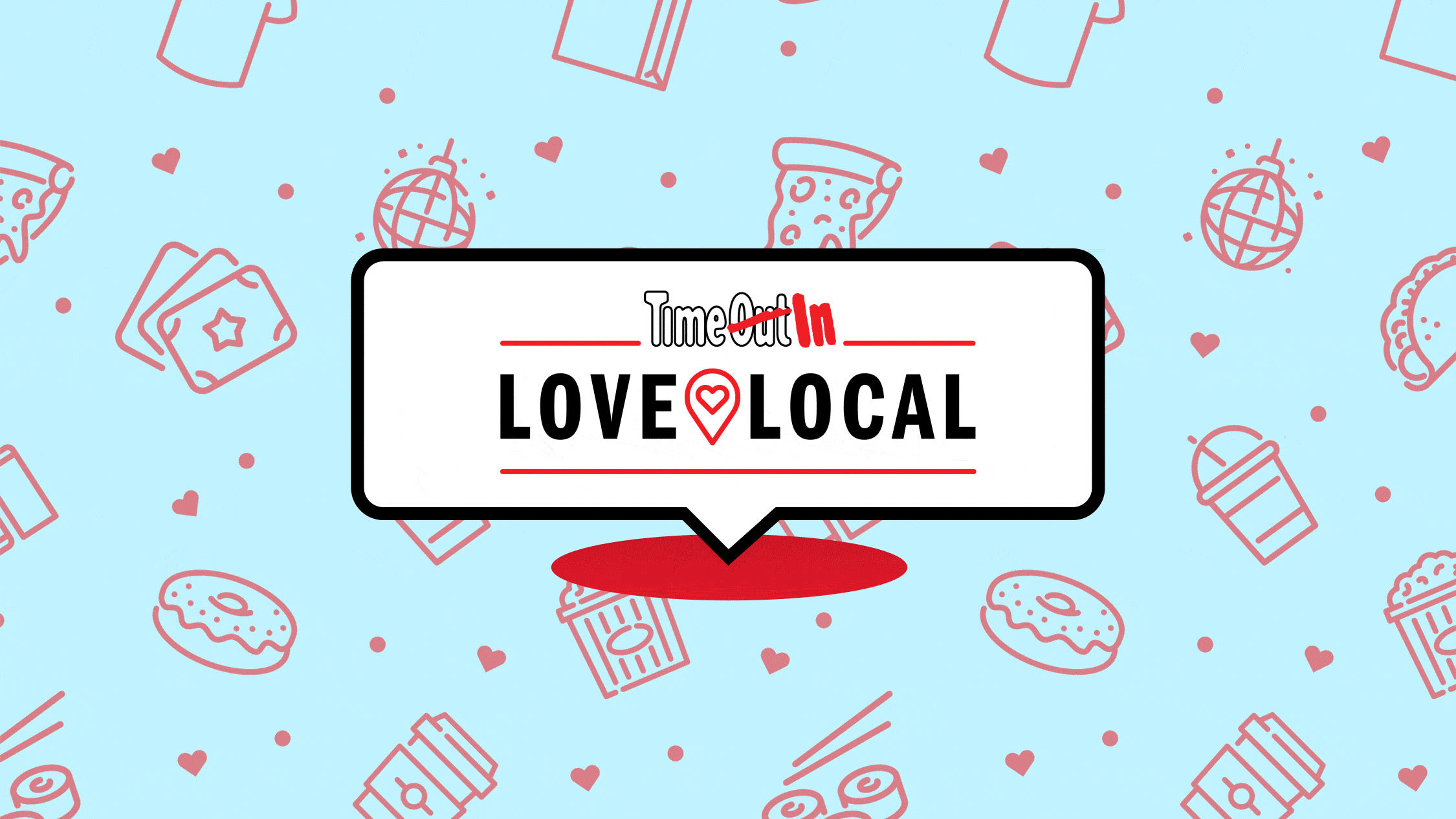 Introducing... Love Local